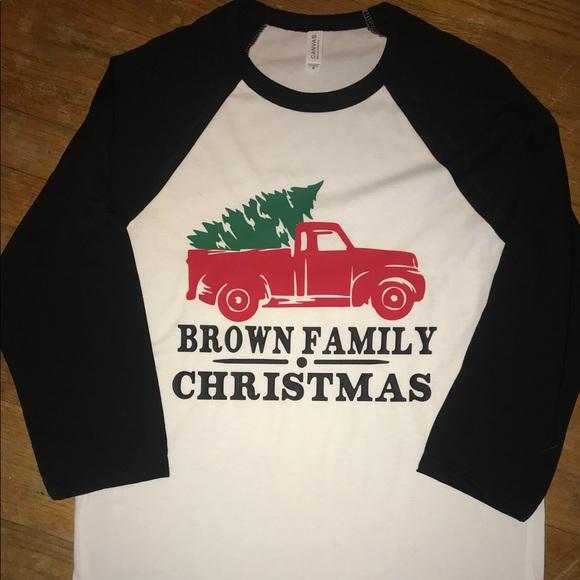 Family Christmas Shirts.Custom Family Christmas Shirt